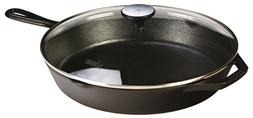 12 Skillet with Glass Cover