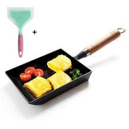 15x18CM Rectangle Japanese Omelette Tamagoyaki Frying <font>