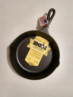 Lodge 9 inch cast iron skillet L6SK3, NEW, Made in the USA
