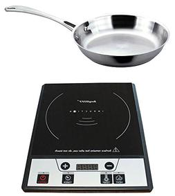 Berghoff Tronic Power Induction Stove with Stainless Steel F