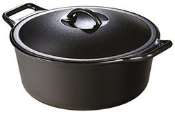 Lodge Seasoned Dutch Oven, 7 Quart
