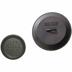 Camp Chef Cast Iron 10-inch Skillet Lid