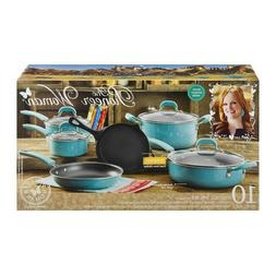 Cookware Sets Pioneer Woman Aluminum Pots And Pans Non Stick