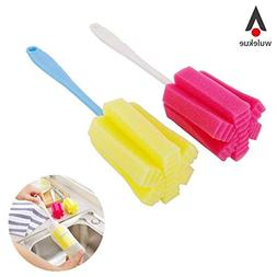 Creativ Long Handle Cup Brush Sponge Cleaner Cleaning Brush