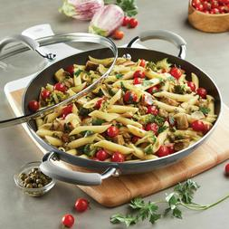 Rachael Ray Cucina Porcelain Aluminum Nonstick Covered Every
