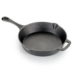T-fal E83405 Pre-Seasoned Nonstick Durable Cast Iron Skillet