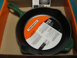 """Le Creuset Enameled Cast Iron Cookware 10.25"""" Round Skillet"""