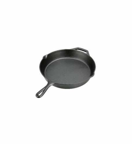 3 Cast Iron Skillet Camping Outdoor Hiking Cooking