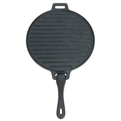 Ozark Trail 4-Piece Portable Cast Iron with Handle, NEW