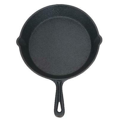 Ozark Trail Cast Iron Skillet Set with Griddle and NEW