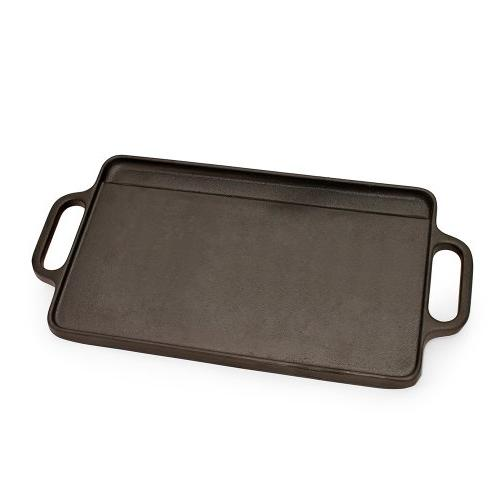 Victoria Griddle, Reversible Cast 12.5 x Flaxseed