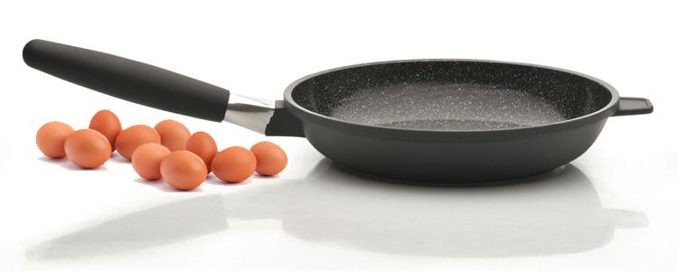 Eurocast Berghoff Professional Cookware Family Set With 3