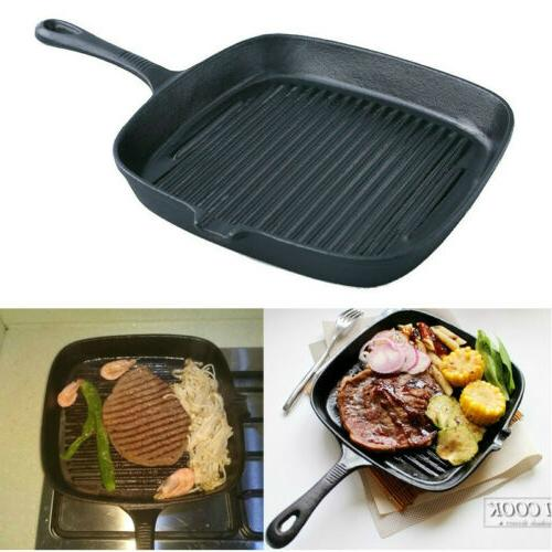 """10"""" Griddle Pan Cookware Oven Broiler"""