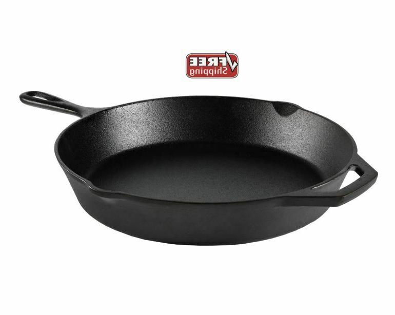 cast iron skillet 12 inch frying pan
