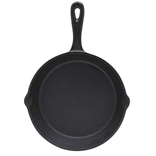 3 Piece Cast Skillet Perfect For Cooking Job Chemical Coatings Treatments