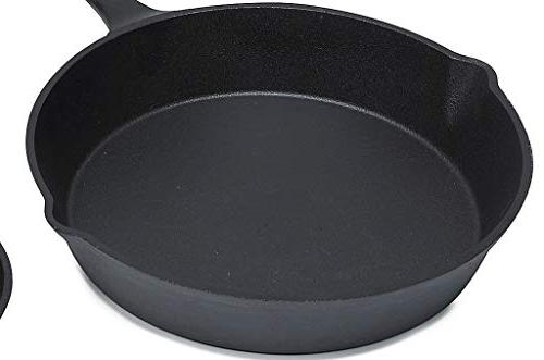 3 Piece Skillet The Perfect Size Cooking Job Chemical Coatings Treatments For Healthier