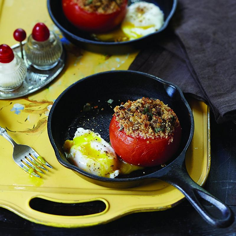 Cast Iron Eggs Cooking Small Mini Pan