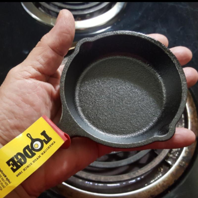 Cast Small Pan