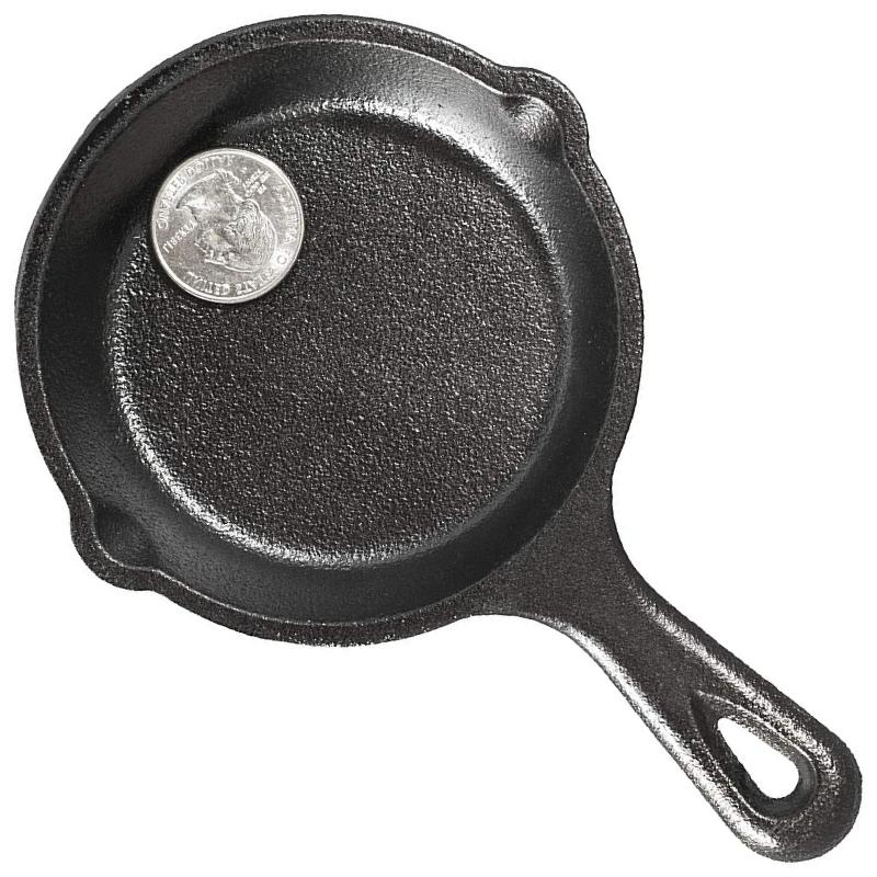 cast iron skillet for eggs camping cooking