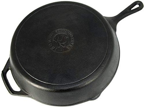 Backcountry Iron Skillet