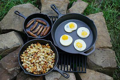 3 Pre 12 Oven Fry Pans