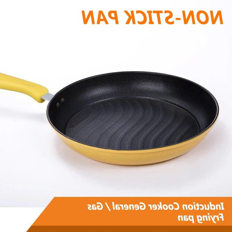 Non Stick Frying Pan <font><b>Cast</b></font> <font><b>Iron<