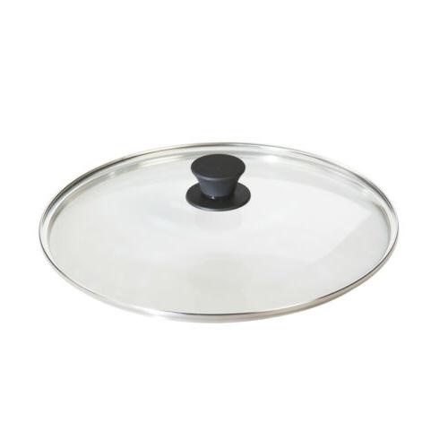 Lodge Logic GL12 Tempered Glass Lid / for