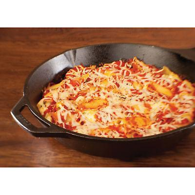 Lodge 13.25 Pre-Seasoned Cast Iron Skillet Pan with