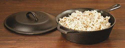 Lodge Co 8-Inch Basting Cover Cast - Each