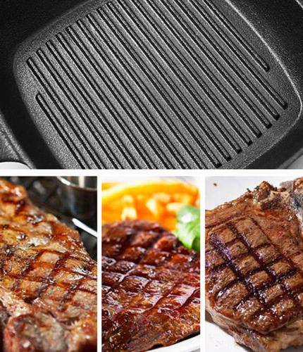 """10"""" In Griddle Pan BBQ"""