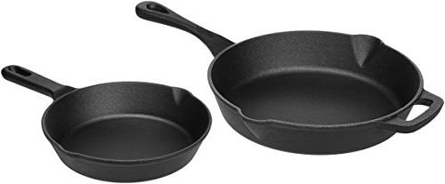 AmazonBasics Cast 5-Piece Set
