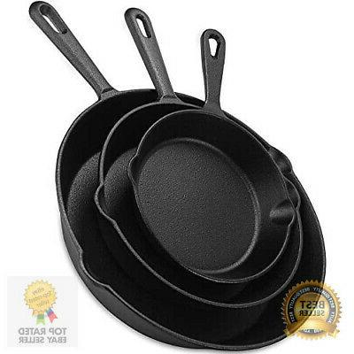 seasoned cast iron skillet