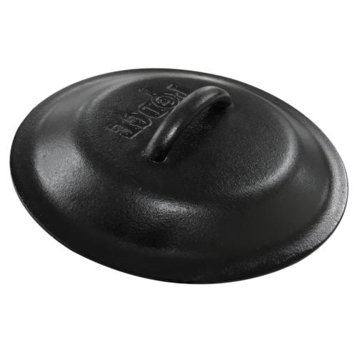 Lodge Seasoned Self-Basting Cast Iron Lid