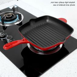 Non Stick Mini Frying Pan Skillet Griddle Pan BBQ Camping Co