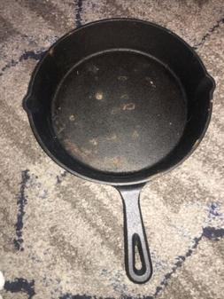 pan cookware set iron skillet