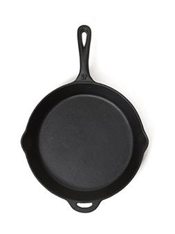 "Camp Chef Pre-Seasoned 12"" Cast Iron Skillet"