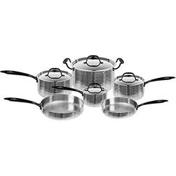 Fleischer & Wolf Seville Series 10pc set - Stainless Steel C