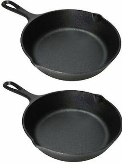 Small Cast Iron Skillet For Egg Steak Camping Mini Frying Pa