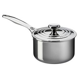 Stainless Steel Saucepan with Lid, 2-qt.
