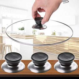 NEW Universal Pot Lid Cover Knob Handle Kitchen Cookware Rep