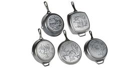 Lodge Wildlife Series - Seasoned Cast Iron Cookware with Wil